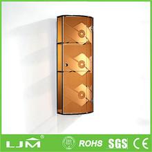 Hand made rigid steel folding wardrobe sliding door fittings