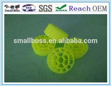Biofilter media for aquariums fish pond/ Biological filtering/ Plastic MBBR bio filter media