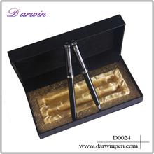 China novelty cheap set gift metal pen set hot arab six pen