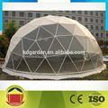 géodésiques tente dôme