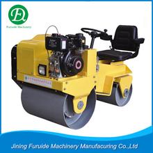 Double Drum Roller Type FURD road roller mini road roller compactor