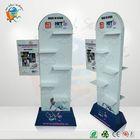 OEM commercial designer standing floor display showroom display systems