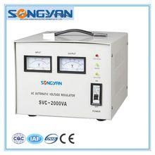 Ac Voltage Regulator, silicon controlled automatic voltage stabilizer, svc ac automatic voltage stabilizer