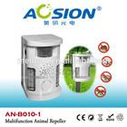 BSCI Audit Factory 5 Working Modes Garden Electronic Ultrasonic Bird&Cat &Monkey repellent