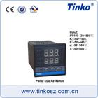 1/16 DIN PID temperature controller, Microprocessor based controller
