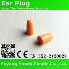 factory polyurethane ear plug