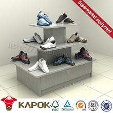 ISO9001 standard customized metal shoe garage in china