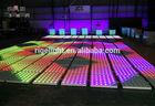 60X60cm RGB color china led dance floor panels/led disco floor lights