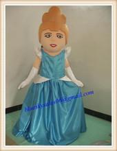 new popular Cinderella Cocktail adult mascot costume