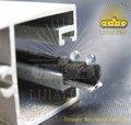 2014 novo silicone série hianing lijialomg material pp poeira- prova de alumínio montagem janela weatehr tira