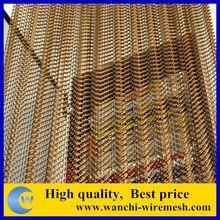 beautiful chain link decorative mesh curtain 100%