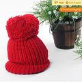sıcak satış stilleri kış topu sevimli örme şapkalar toptan satın kap şapka