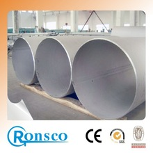 Large diameter 42 Inch Astm A312 Tp304 Welded Stainless Steel Pipe,One Line Welded Pipe Hgh Quality