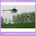 Maravilhoso zhny- 15 controleremoto não tripulados helicóptero da gasolina para agricultura pulverizador