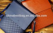 2014 new fashion hot wholesale PU shoulder bags messenger bag mens bag