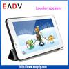 7 inch 512MB 4G dual core dual sim louder speaker 3g tablet pc sale