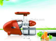 2014 hot sale manual power slow juicer as seen on TV