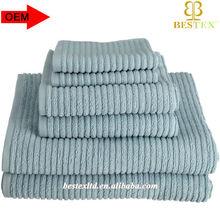 Spa Hotel Turquoise Dobby Satin border Bath Pestemal hammam towel