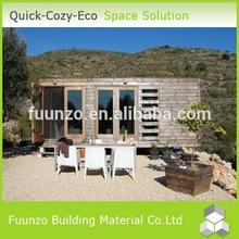 Demountable Electronic Prefab Small Beach House