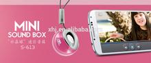 Outdoor manufacturer cheap small amplified enjoy music mini speaker