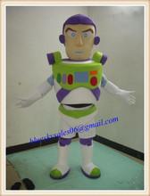 Carácter buzz lightyear de la mascota del traje de venta