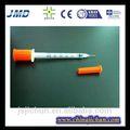 No dead space seringa de insulina 0.3 ml / 0.5 ml / 1 ml