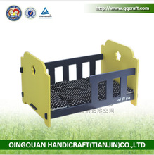 QQFactory wooden dog fence
