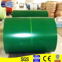 Building Materials Asphalt Color Coating PPGI, Prepainted Galvanized Steel Coil