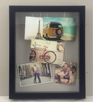 party decoration Photo Frame DIY Hanging Plated Clips with Photos - 5P baseball picture frames
