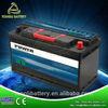 heavy duty excel auto battery DIN55MF/55530MF
