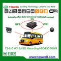 canal 8 960h dvr móvil con el mapa de google descargar linux cctv de vigilancia de coches cámara botón de pánico inalámbrico del vehículo dvr 3g