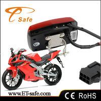 Lamp design waterproof GPS for Motorcycle Tracking GPS304-b