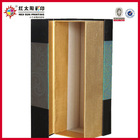 Cylindrical wine paper box producter