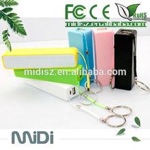 External for all smartphone! legoo external portable power bank 2600mah, mini portable powerbank