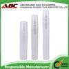 5ml / 8ml / 10ml plastic mist spray bottle/perfum bottle