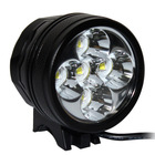 Most favorite for led bike light China supplier 4500lm bicycle light