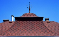 mosaic/asphalt shingle manufacturers/waterproof material cheap/roof tiles