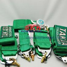 Takata harness seat belt / racing car accessory