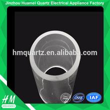 High Precision Clear Quartz Glass Tube