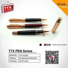 New ball custom pens with cutom logo, nice design hot sales custom pens
