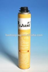 Flame Retardant environment friendly universal pu construction foam