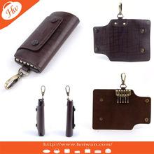 KH-2014005 car mobile holder leather car key holder