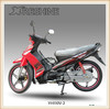 Vertical engine 110cc cub motorcycle for women