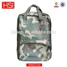 ordu yeşil kamuflaj desen toptan okul çantası ilköğretim öğrencileri yetişkin