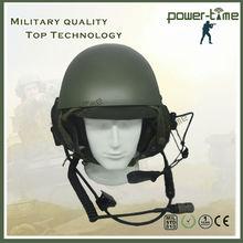 Military sonetronics pilot helmet for radio amateur hf PTE-747