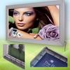 Backlit Lighting Outdoor Waterproof Advertising Panel Aluminum Snap Frame