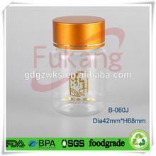 plastic medicine bottle China supplier,clear PET drug packaging bottle,bottle for pharmaceutical medicine distributor