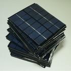 Polycrystalline 3W 195*125mm 9V small solar panel small solar module,mini epoxy panel from professional pv module manufacturer