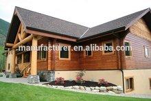 2013 Modern Luxury Prefab Wooden Villa