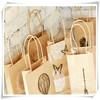 Top Sell Eco-friendly Brown Kraft Paper Bag